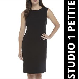 STUDIO 1 BLACK DRESS 8P